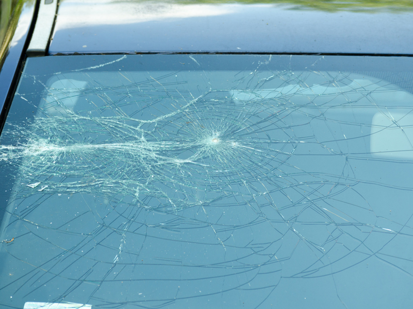 Don't Let Your Crack in Your Windshield Get Worse